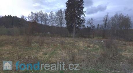 Prodej pozemku Děkanské Skaliny