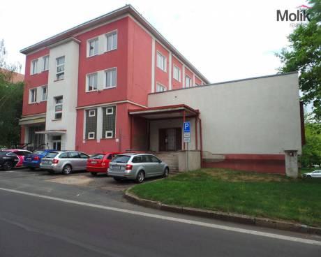 Pronájem bytové jednotky 1 kk, 30 m2, Most, ulice Vítězslava Nezvala