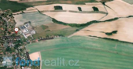 Pozemky Suchdol nad Odrou