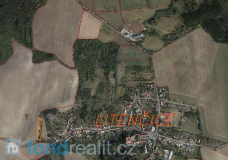 Prodej pozemků Litenčice