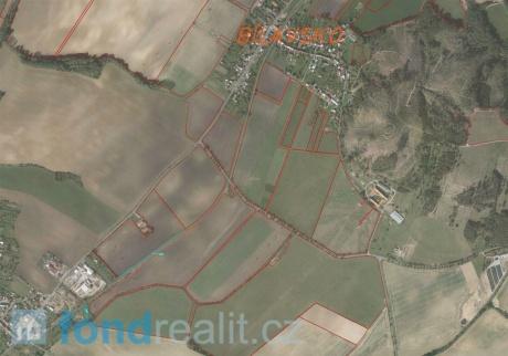 Prodej pozemků Bílavsko