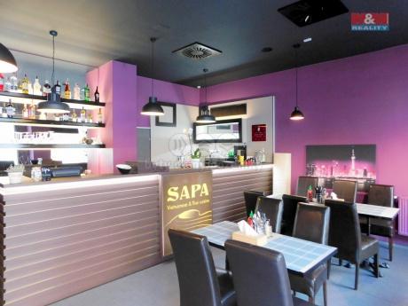 Pronájem restaurace 310 m2, Praha 2 - Vinohrady