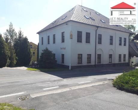 Prodej, ubytování, Andělská Hora, 1200 m²