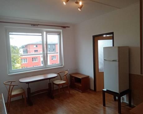 Pronájem bytu 1+1 35m² Cheb, Hrnčířská
