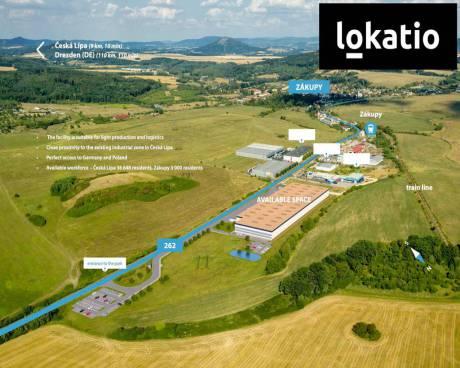 Pronájem, sklad, Česká Lípa, 10000 m²