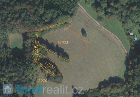 Prodej pozemků Vsetín