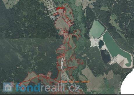 Prodej pozemků Nová Ves nad Lužnicí