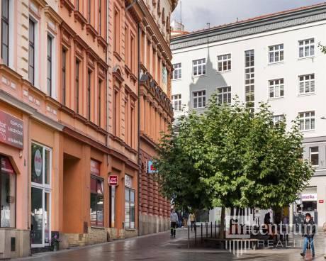 Prodej činžovního domu 1825 m2 Svobody, Cheb