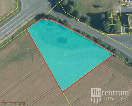 Prodej pozemku 3009 m2, Draženov