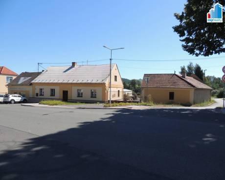 Prodej komerční nemovitosti v Kaznějově