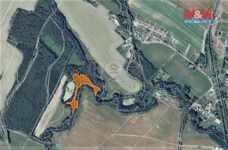 Prodej lesa, 8570 m², Česká Lípa