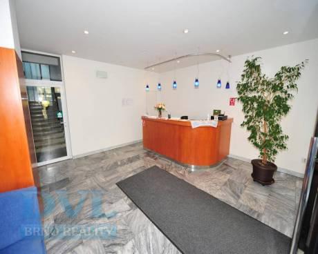 Pronájem kanceláří 223 m2 - Brno-střed, ul. Anenská