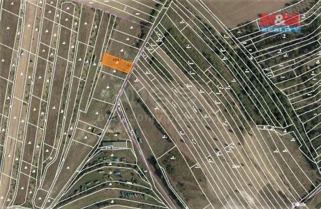 Prodej louky, 907 m², Starovičky