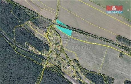 Prodej pole, 3094 m², Bezděz