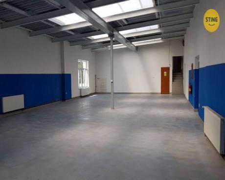 Pronájem, sklad, Opava, 340 m²