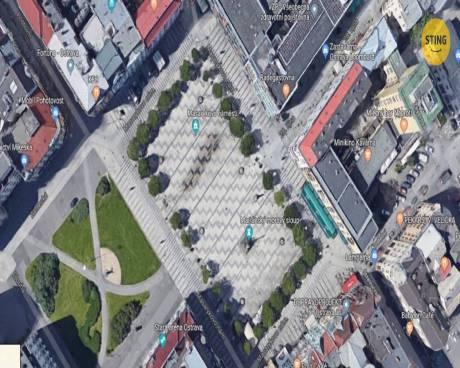 Pronájem, obchodní prostor, Ostrava, 20 m²
