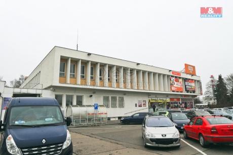 Pronájem obchodního prostoru, 35 m², Tábor, ul. Kpt. Jaroše
