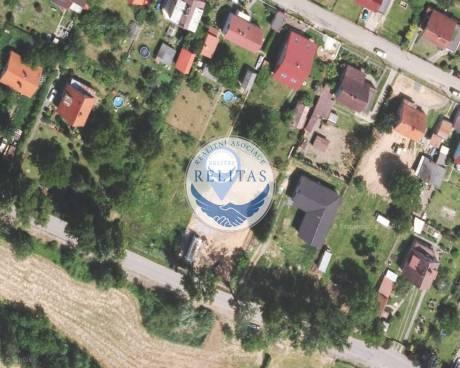Prodej pozemku pro bydlení 1072m²  vč. projektové dokumentace, Bystřice, část obce Líšno