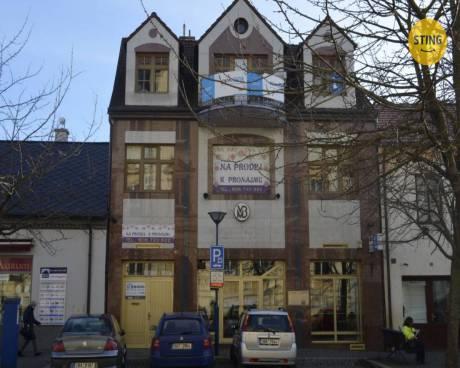 Prodej, obchodní prostor, Kyjov, 655 m²