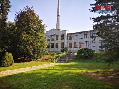 Pronájem pozemku, 2.700 m2, Kraslice, ul. Čs. armády