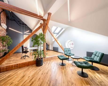 Prodej kancelářských prostor 280m2
