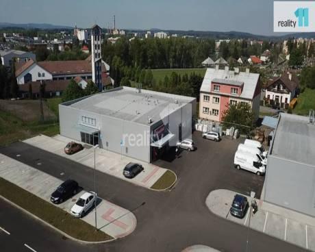 Pronájem, obchodní prostor, Žďár nad Sázavou, 351 m²