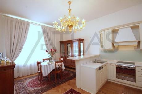 Pronájem bytu 3+kk, 69m2, Praha 1 - Nové Město, Truhlářská, u Náměstí republiky