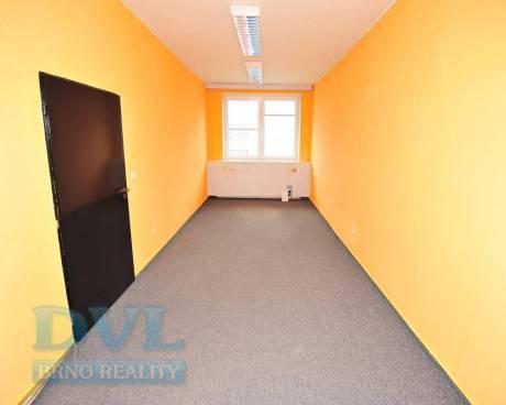 Kancelářské prostory 18 m2 - Brno-Štýřice, ul. Vídeňská.