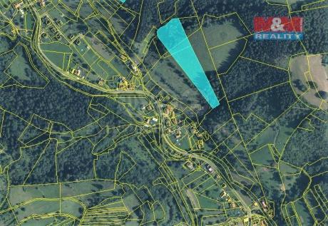 Prodej louky, 13742 m², Halenkov