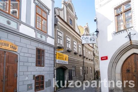 Dům, 960 m2, Český Krumlov