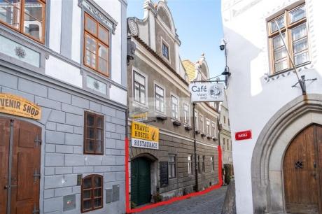 Dům, 970 m2, Český Krumlov