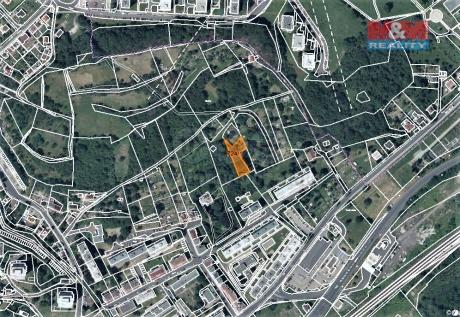 Prodej louky, 541 m², Ústí nad Labem-Neštěmice