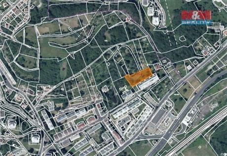 Prodej pole, 1318 m², Ústí nad Labem-Neštěmice