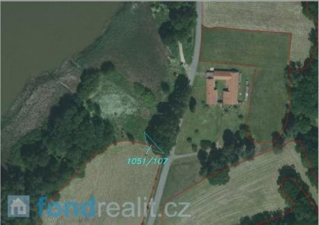 Prodej pozemků Lužnice