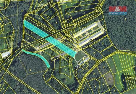 Prodej pozemků, 5859 m², Vracov
