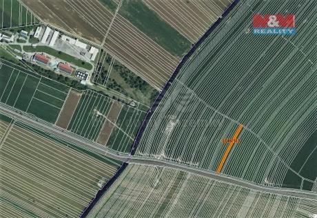 Prodej pole, 1514 m², Vracov
