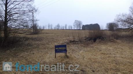Prodej pozemků Nová Bystřice