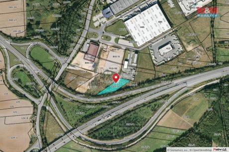 Prodej pole, 2693 m², Ejpovice