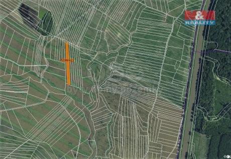 Prodej pole, 2788 m², Bzenec