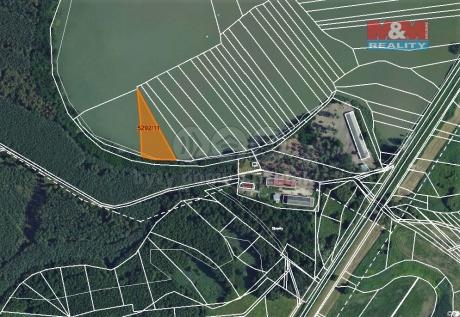 Prodej vodní plochy, 3089 m², Bzenec