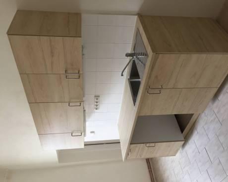 Pronájem kompletně nově zrekonstruovaného bytu 3+1, 89 m2 vč. velkého sklepu a komory, Praha 3 Žižkov Olšanské náměstí