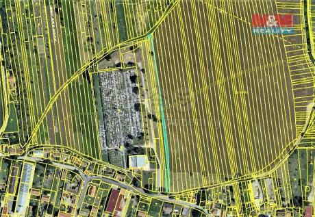Prodej pole, 627 m², Vracov