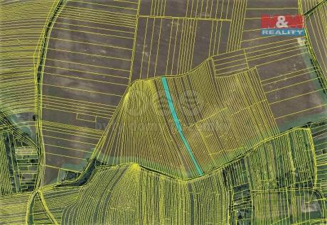 Prodej pole, 4727 m², Vracov