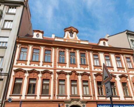 Prodej bytu 4+kk,104m2,  P1, ulice Dlouhá