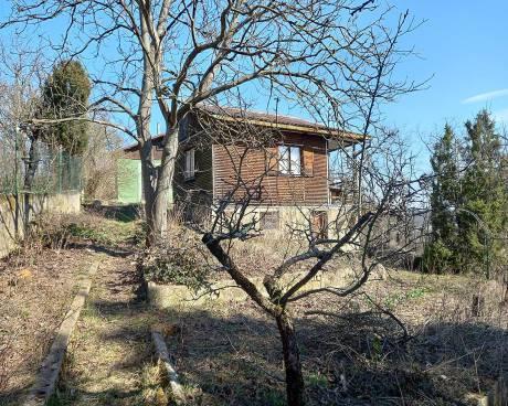 Prodej chaty 50m2 s pozemkem 750m2, Brno-Ivanovice