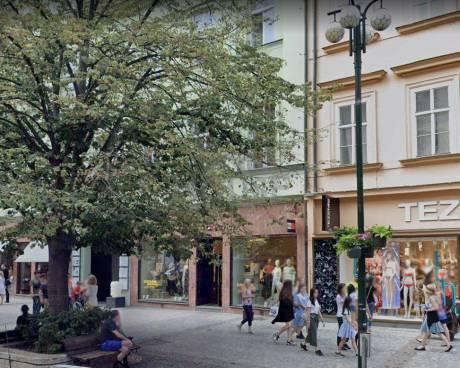 Pronájem, obchodní prostor, Praha, 140 m²
