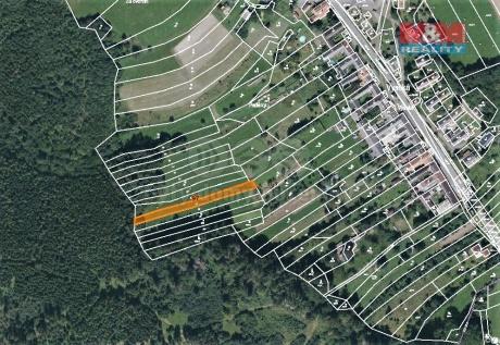 Prodej pole, 238 m², Vysoká u Jevíčka