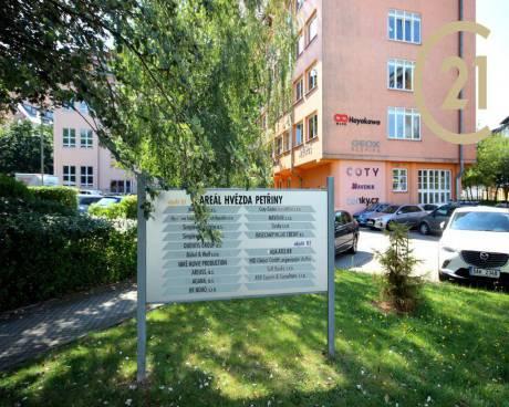 Pronájem, kancelář, Praha, 725 m²