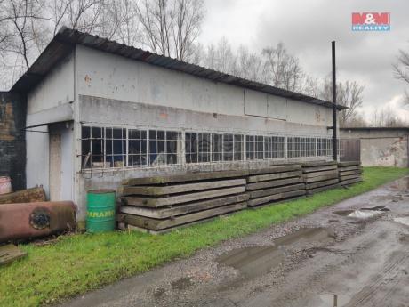 Prodej skladu, 3277 m², Petřvald, ul. Závodní