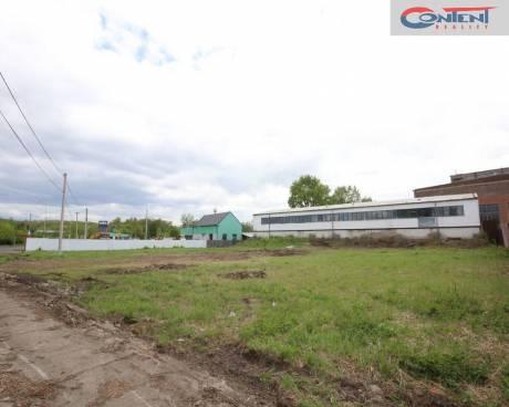 Prodej areálu 6.437 m2, Most - Komořany